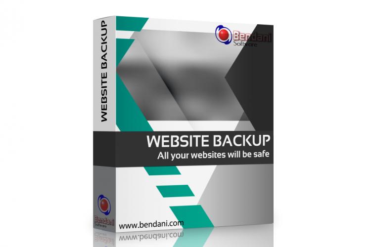 Bendani Website Backup