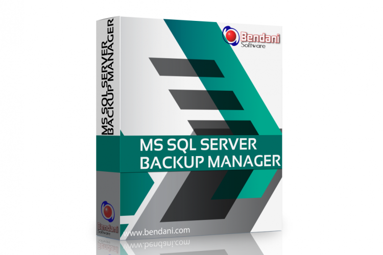 Bendani MS SQL Server Backup Manager
